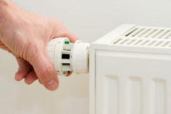 Balmoral central heating installation costs